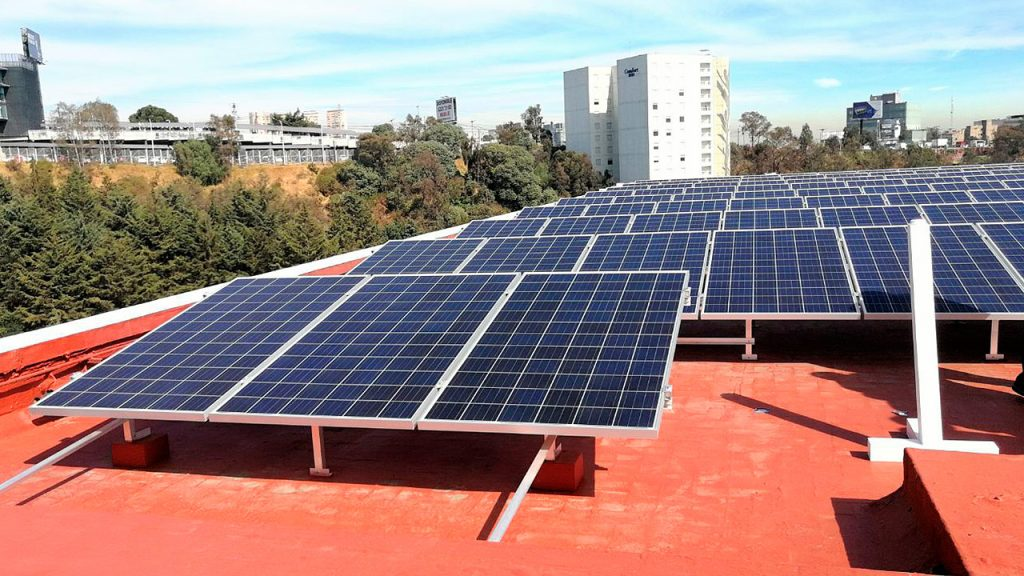 Bimbo usar techos solares en m xico apolo energy for Bimbo oficinas corporativas